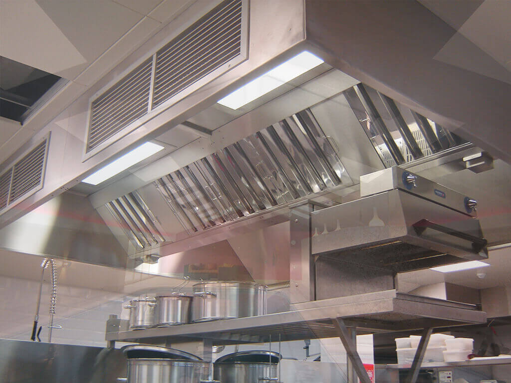 kitchen air conditioning units