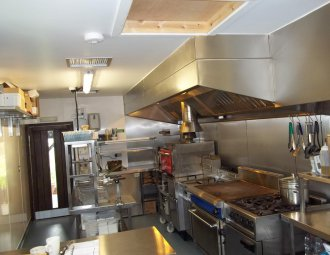 kitchen extraction solutions