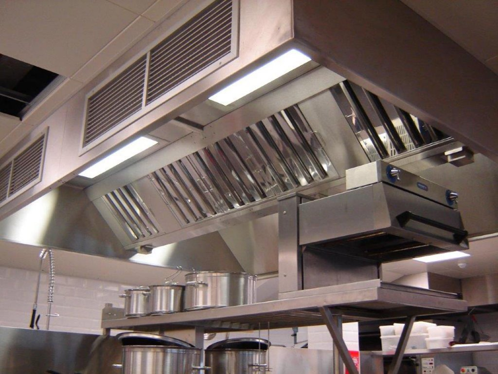 commercial kitchen extraction & canopies truro & newquay   saxty