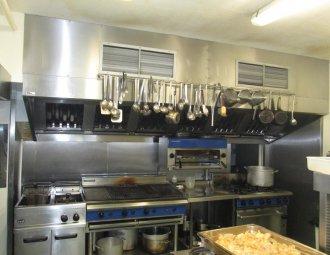 kitchen extractors