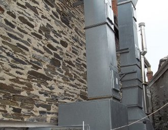 external ductwork systems