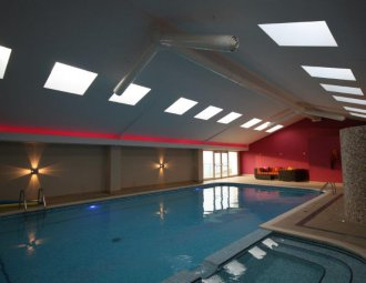 indoor swimming pool ventilation system