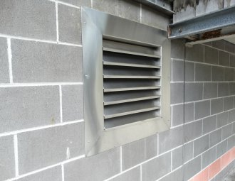 fish and chip shop ventilation