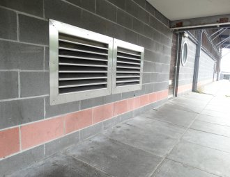 fish and chip shop ventilation system